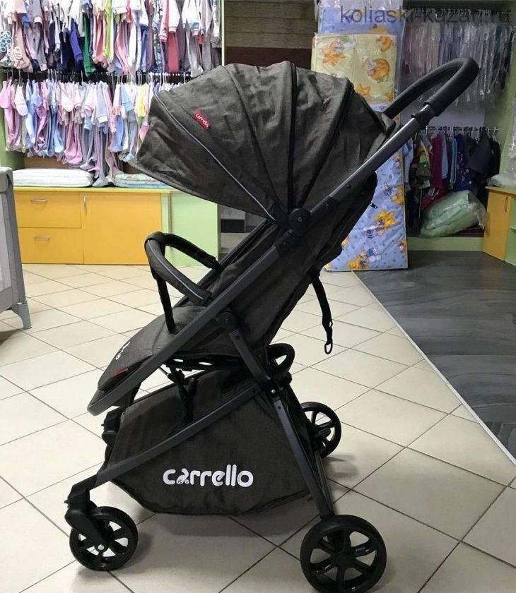 Особенности выбора колясок carello - цветы жизни