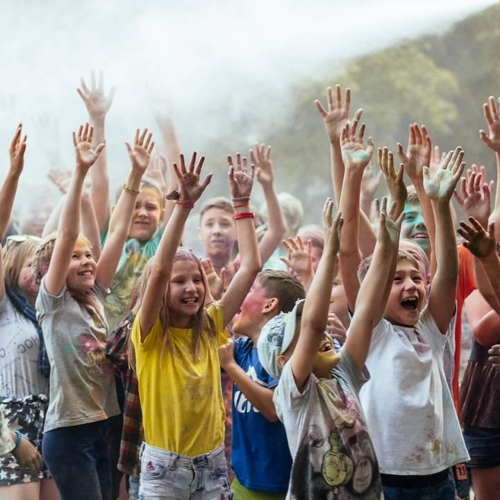 Тематические лагеря для детей в россии