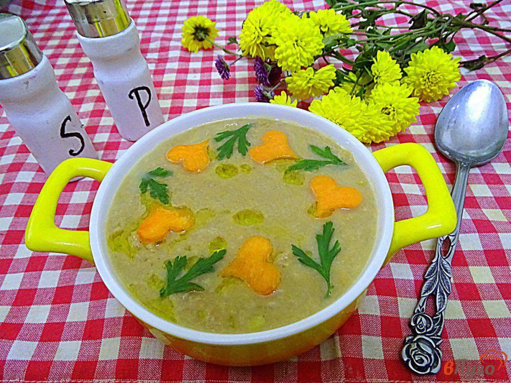 Суп-пюре из тыквы для детей пошаговый рецепт быстро и просто