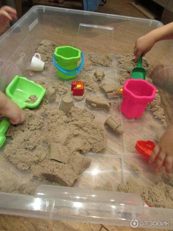 Живой песок – что это?