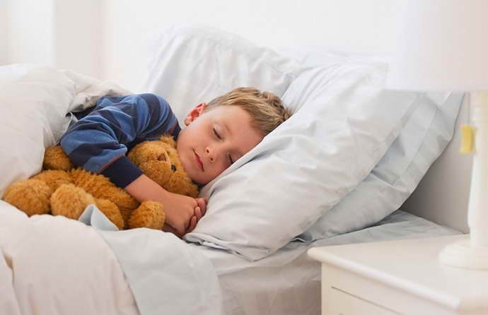 Нарушения фазы быстрого сна у детей