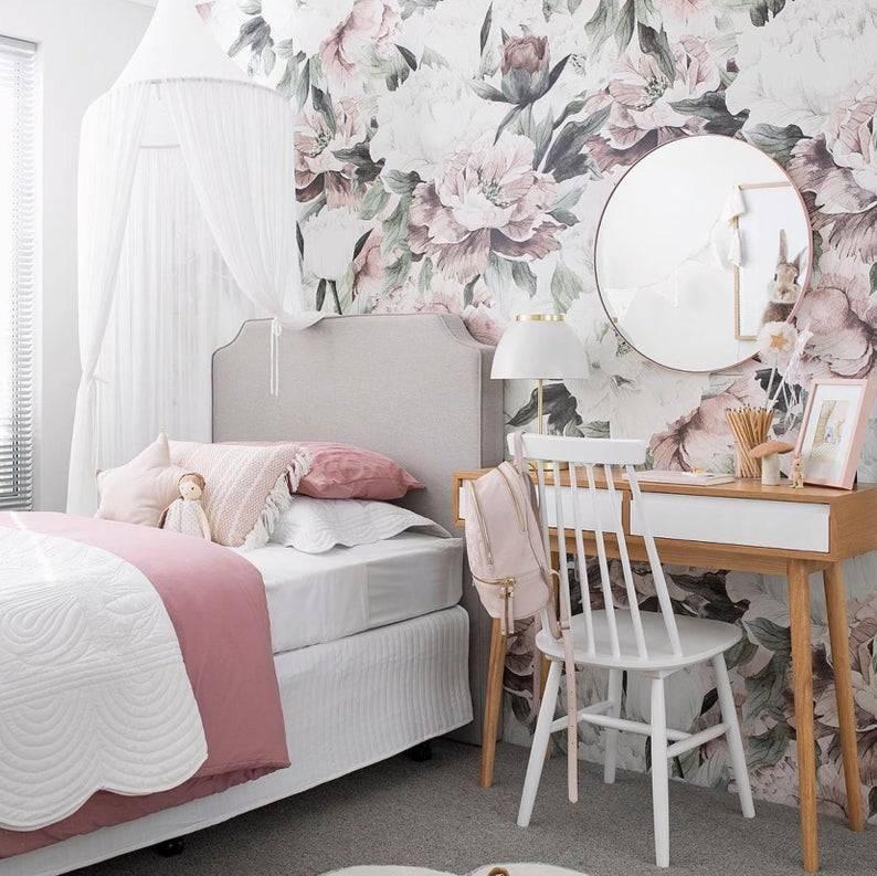 Дизайн комнаты для девочки-подростка