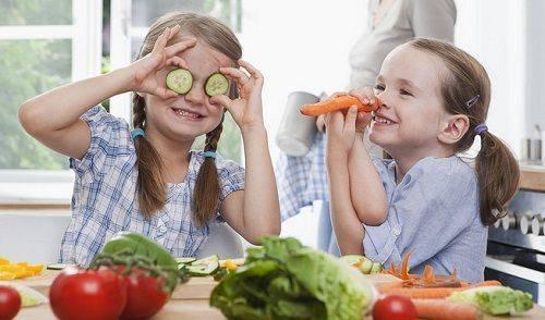 Как приучить ребенка есть овощи и фрукты: 14 советов. здоровая еда
