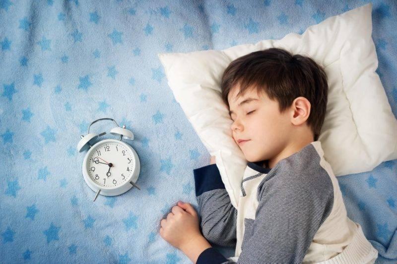 Как нужно правильно ложиться спать