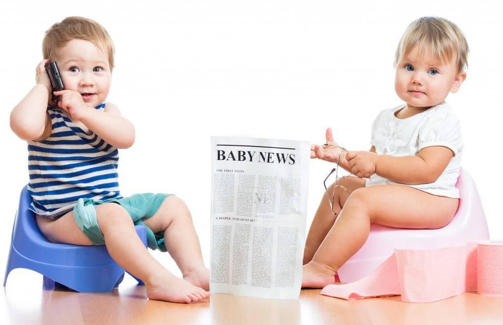 Как приучить ребенка к горшку — методики и советы родителям