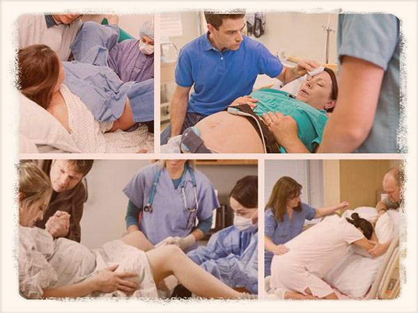Как правильно дышать во время родов