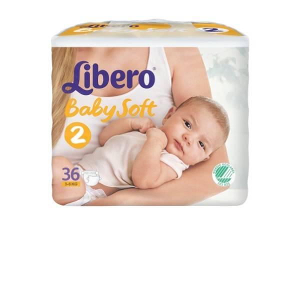 Libero: описание бренда, виды товаров и где купить   food and health