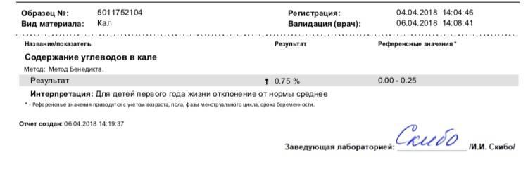 Сдать анализ кала на углеводы | детские анализы в медицинской лаборатории эндомедлаб  (г. москва, м. дмитровское, м. борисово)
