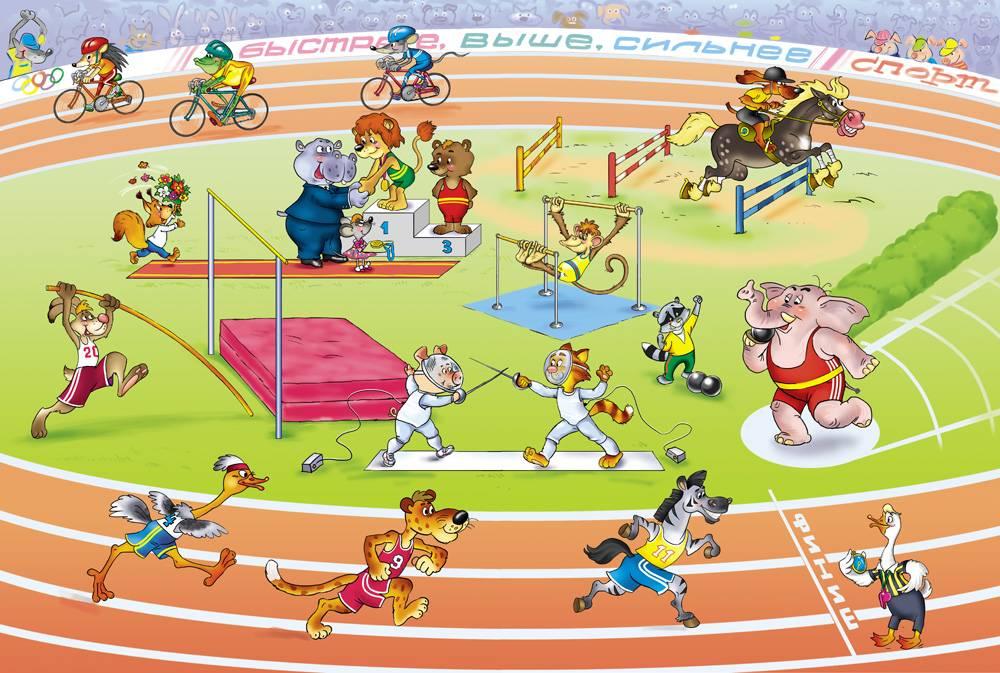 Какой вид спорта подойдет ребенку