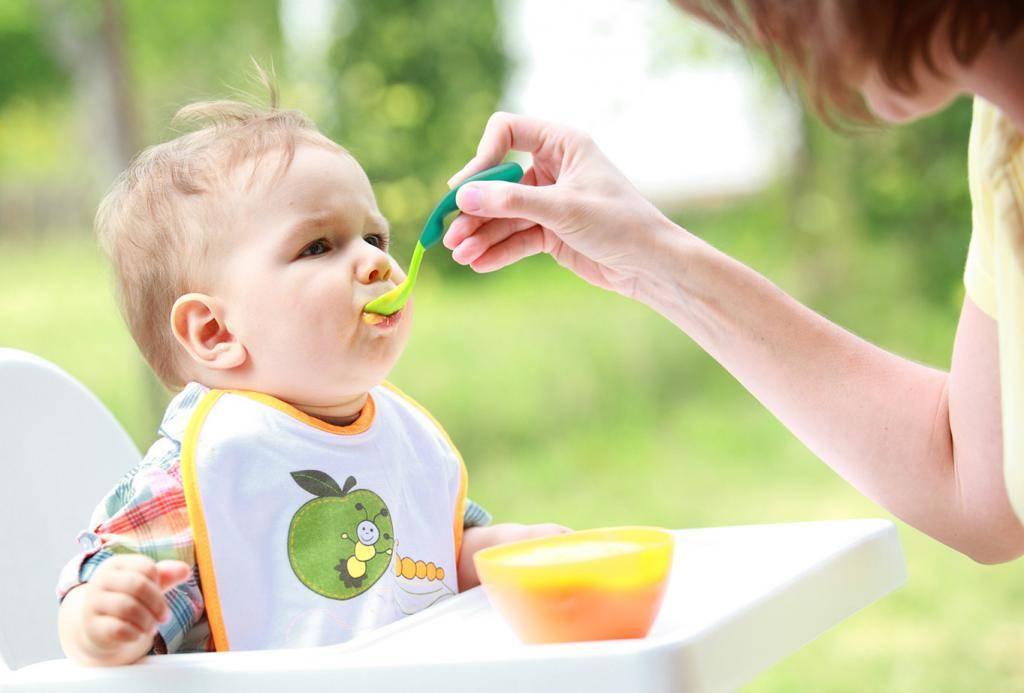 Ребенок не ест прикорм в год... крик души
