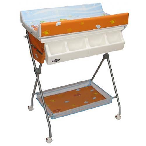 Пеленальный столик из ikea (34 фото): складной настенный стол для новорожденных и откидная конструкция на стену, отзывы
