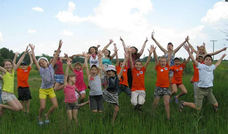 Летние оздоровительные лагеря для детей в россии для детей 16 лет