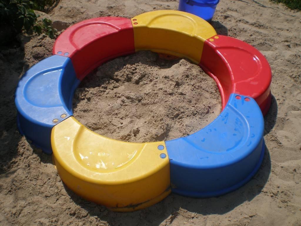 Хорошая песочница своими руками - актуальные проекты и правила ухода за песочницей (115 фото + видео)
