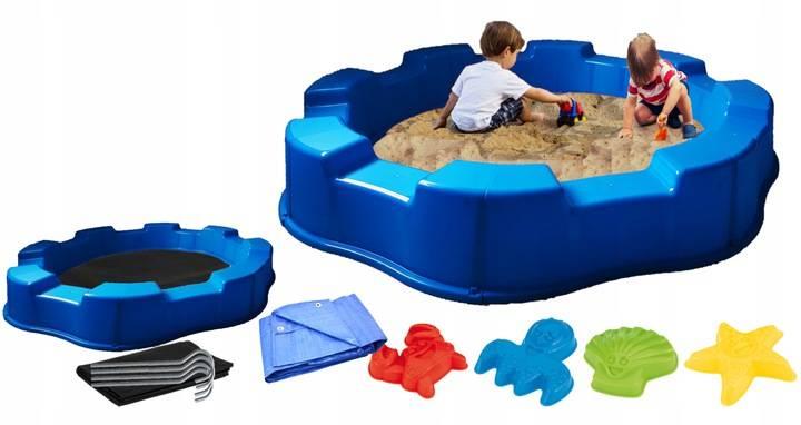 Детские песочницы для дачи: обзор, описание, советы по выбору
