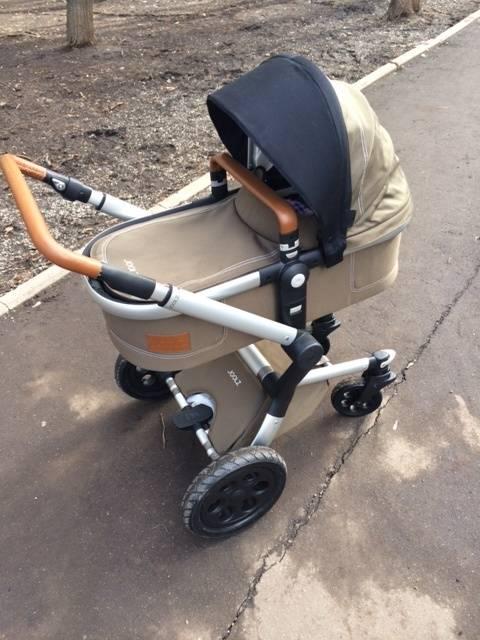 Характеристики популярных моделей колясок joolz
