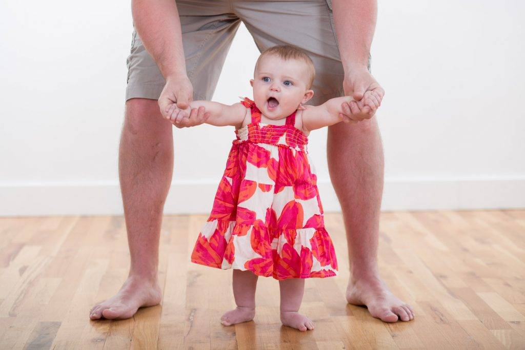 Когда можно ставить на ножки грудничка девочку или нужно ли ставить ребенка на ножки в 2, 3, 4, 5, 6 месяцев с поддержкой • твоя семья - информационный семейный портал