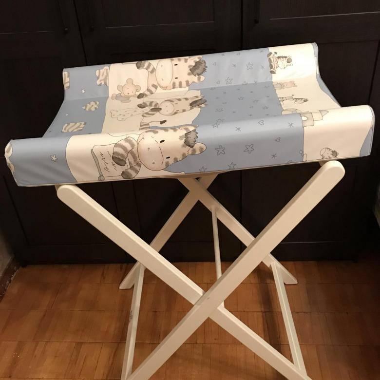 Кровати-трансформеры с пеленальным столиком для новорожденных — обзор моделей