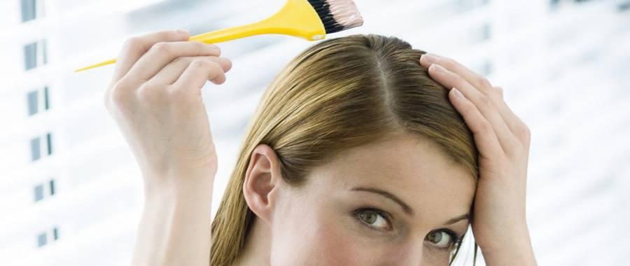 Окрашивания волос при беременности: мифы и реальность