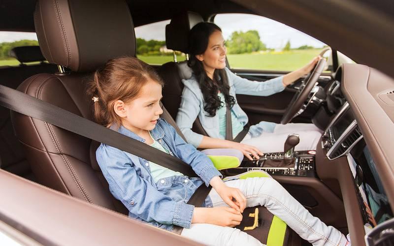 Бустер для детей в машину — какие бывают и как правильно выбрать детские автобустеры