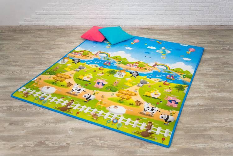 Детские ковры, купить современные ковры в детскую комнату в интернет-магазине в подольске.