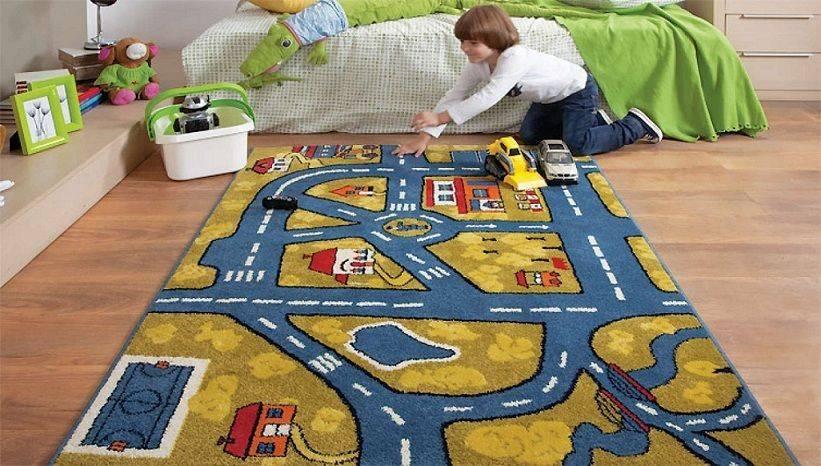 Детский ковролин: какой лучше выбрать для комнаты ребенка, классификация поверхностей и основ покрытия