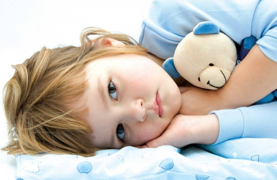 Лунатизм у детей – причины и симптомы