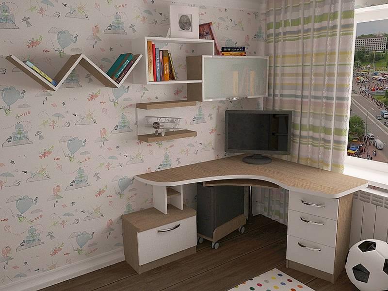 Письменный стол для школьника – какой выбрать? фото обзор популярных моделей!
