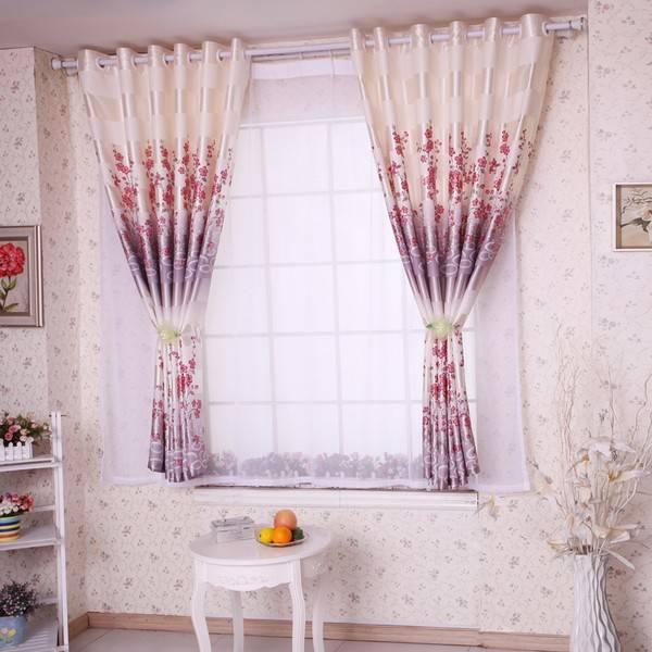 Короткие шторы в детскую (23 фото): выбираем занавески до подоконника в комнату ребенка