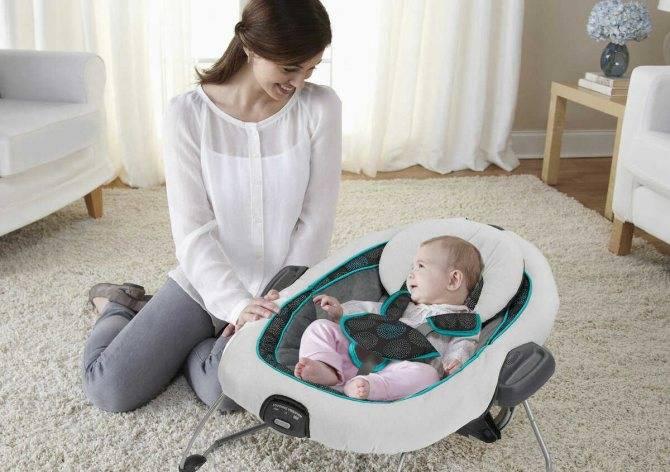 Качели для новорожденных (75 фото): детские люлька, кресло и колыбель для малышей, отзывы врачей, рейтинг лучших