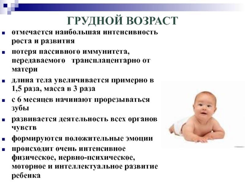 Ежедневный и еженедельный уход за ребенком от рождения и до года