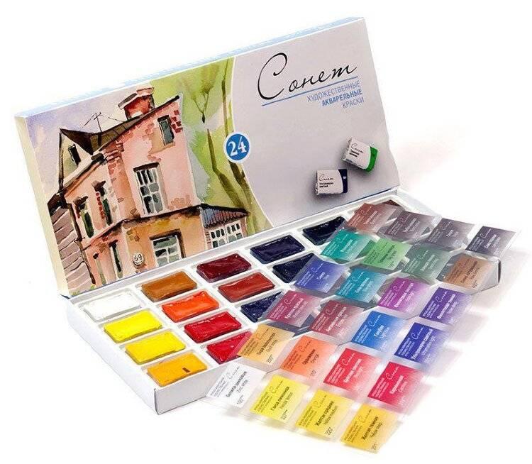 Акриловые краски для рисования: преимущества и как использовать