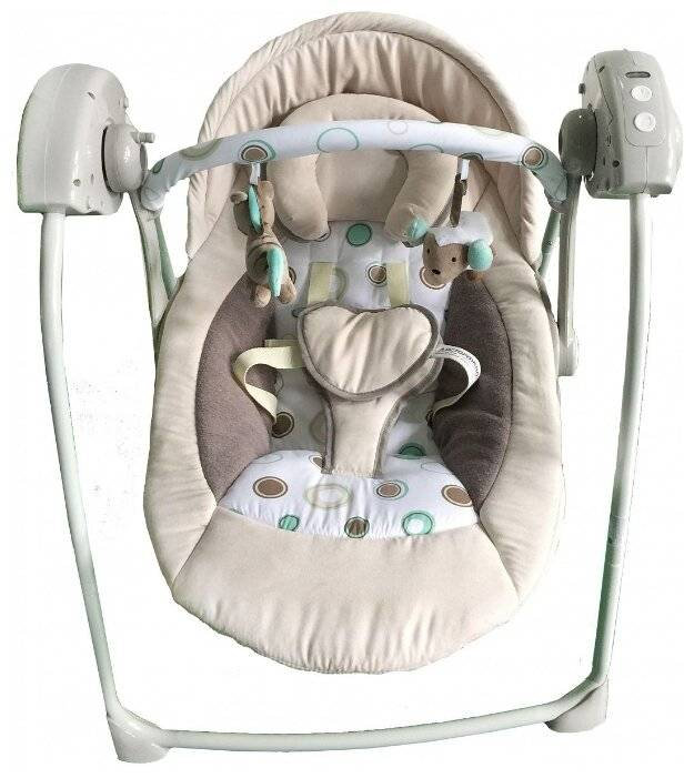 Электронные качели для новорожденных и грудничка: нужны ли они?