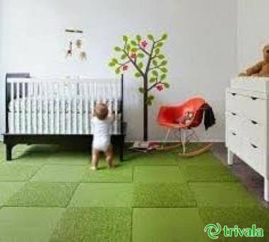 Напольное покрытие в детскую комнату | советы по ремонту