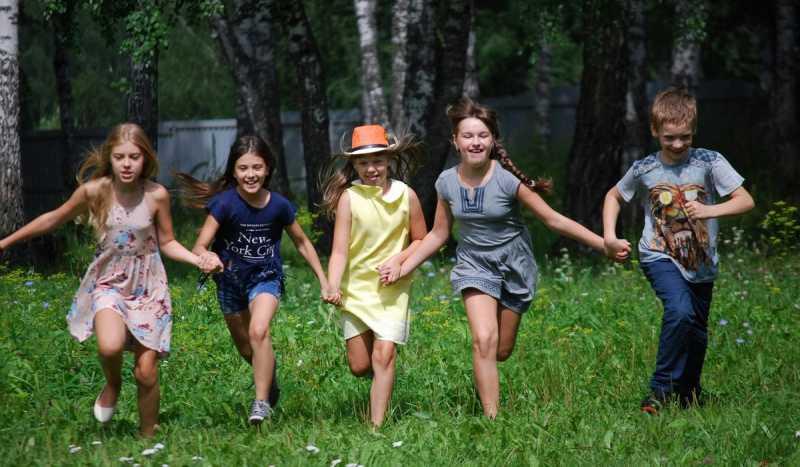 Детские туристические лагеря