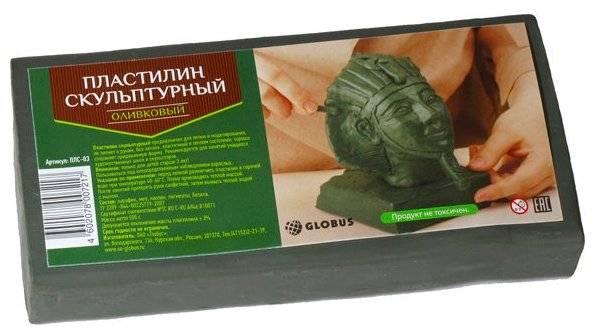 Скульптурный пластилин (43 фото): для моделирования и лепки брендов «гамма» и «луч»