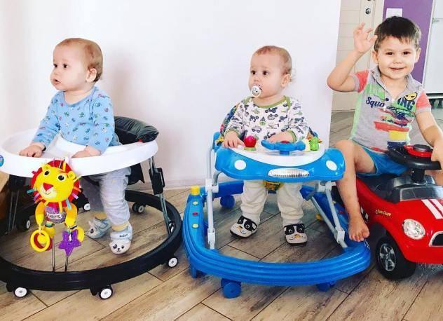 Плюсы и минусы детских ходунков. недостатки и достоинства детских ходунков