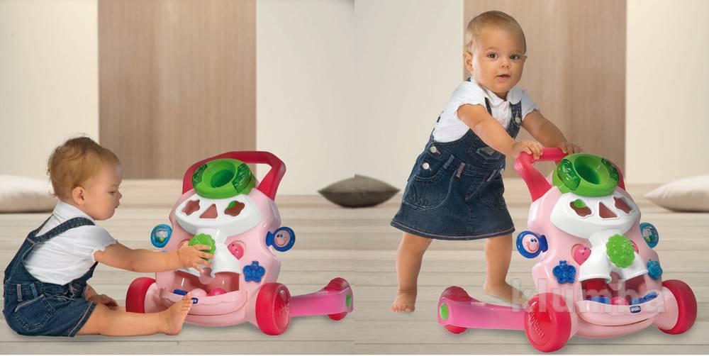 Что подарить ребенку на 6 месяцев: игрушки для активного развития