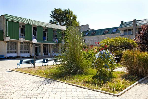 Санаторий в крыму для детей с родителями - «таврия» евпатория