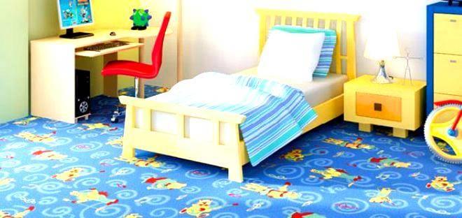 Детский ковролин: какой лучше выбрать, дизайнерские идеи