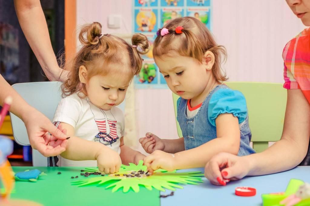 Развивающие занятия для детей до года