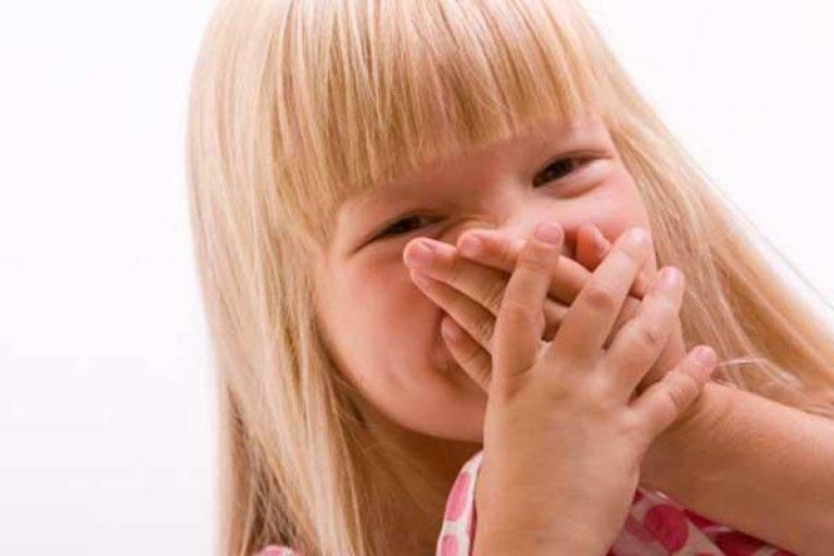 Профилактика заболеваний слизистой оболочки полости рта у детей.