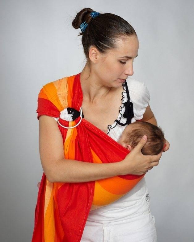 Слинги для новорождённых и грудничков своими руками: как сделать в домашних условиях или сшить + фото, видео и отзывы