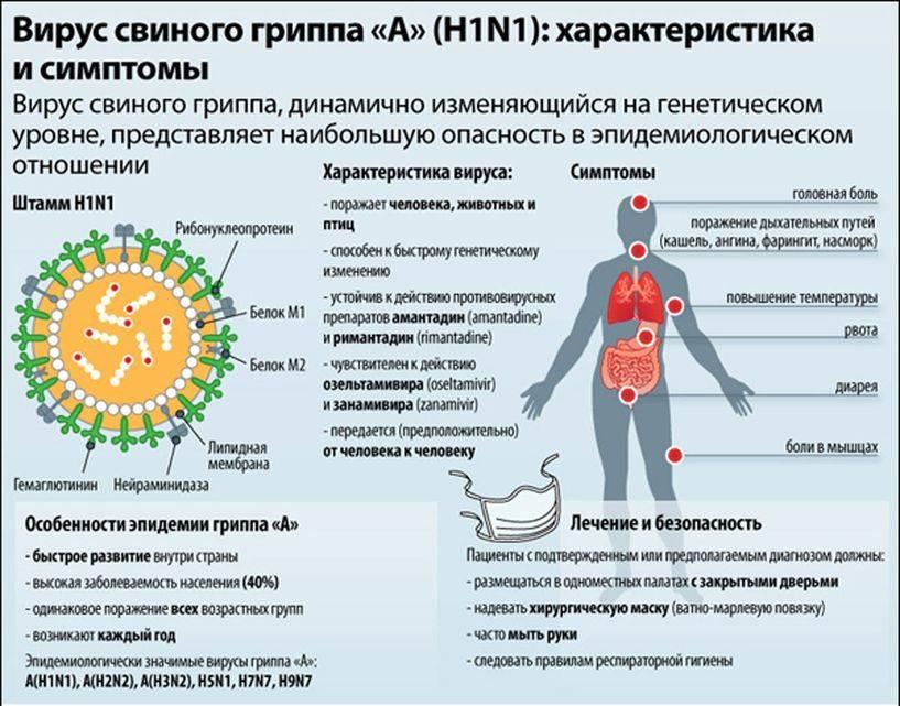 Главное коварство гриппа в его осложнениях
