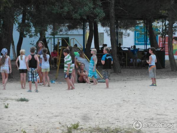 16 детских оздоровительных лагерей в анапе