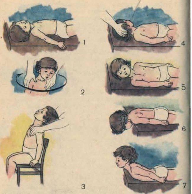 Массаж и лечебная гимнастика при врожденной кривошее. детский массаж. поэтапное руководство