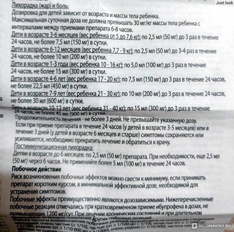 Ибупрофен для детей - купить, цена в аптеках, аналоги, отзывы, инструкция по применению - поиск лекарств