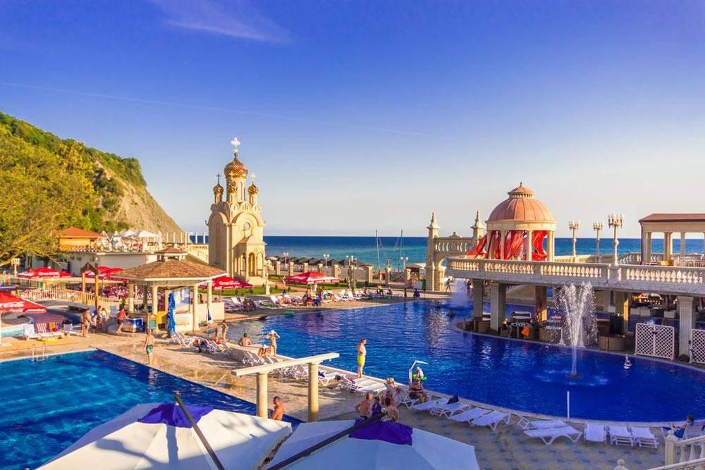 Топ лучших отелей архипо-осиповки для отдыха с детьми - рейтинг гостиниц по отзывам туристов