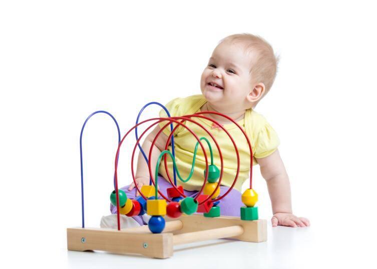 Какие игрушки нужны ребенку в 1 год