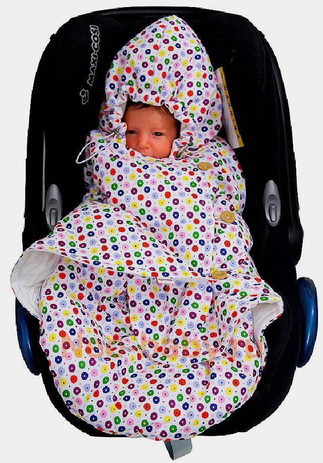 Конверт для автокресла: летние варианты с прорезями для новорожденных, как крепить зимнее одеяло
