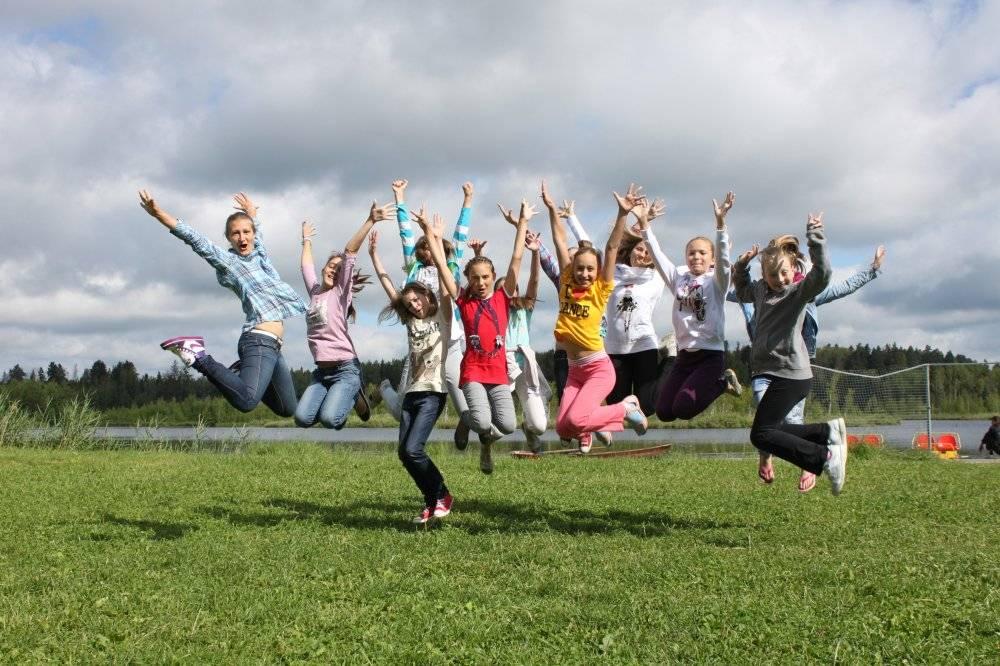 Подростковые лагеря для детей в россии